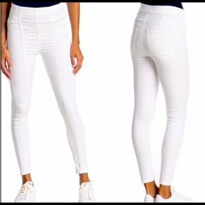 NWT Free People Feel Alright Skinny White Jeans